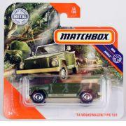 Miniatura Volkswagen Type 181 '741/64 Matchbox