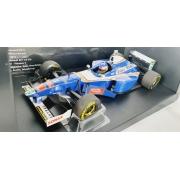 Miniatura Williams Renault FW19 Jacques Villeneuve 1997 1/18 Minichamps