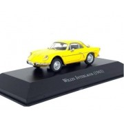 Miniatura Willys Interlagos 1963 1/43 Ixo