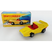 Miniatura Woosh N Push N°58 Superfast 1/64 Matchbox