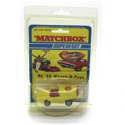 Miniatura Woosh N Push Superfast N 58 1971 1/64 Matchbox