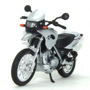 Miniatura Moto BMW F650GS 1/18 California Cycle