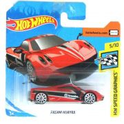 Pagani Huayra HW Speed Graphics 164 Hot Wheels