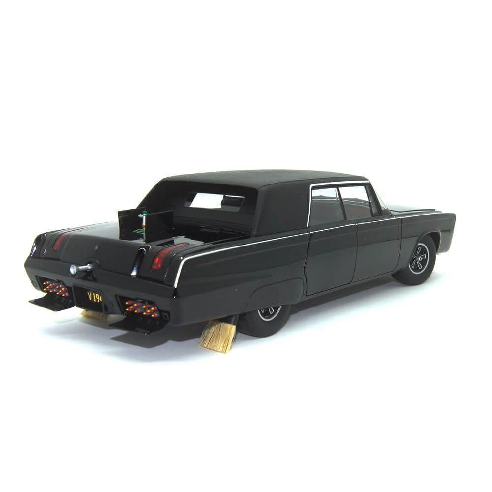 Miniatura Black Beauty Green Hornet O Besouro Verde TV Series 1/18 Auto Art