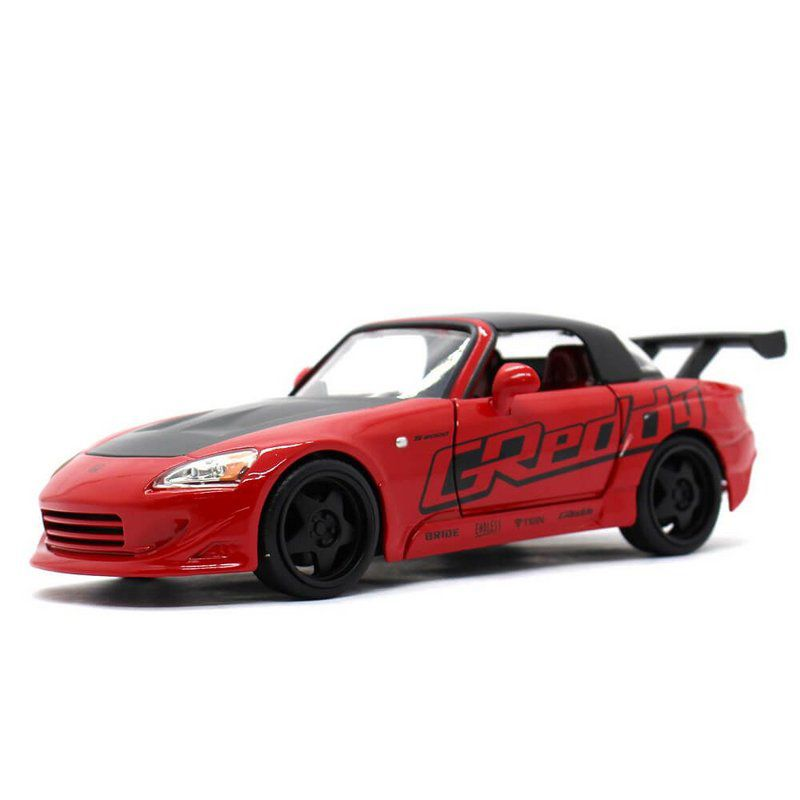 Miniatura Honda S2000 Spider Greddy 2001 JDM Tuners 1/24 Jada Toys