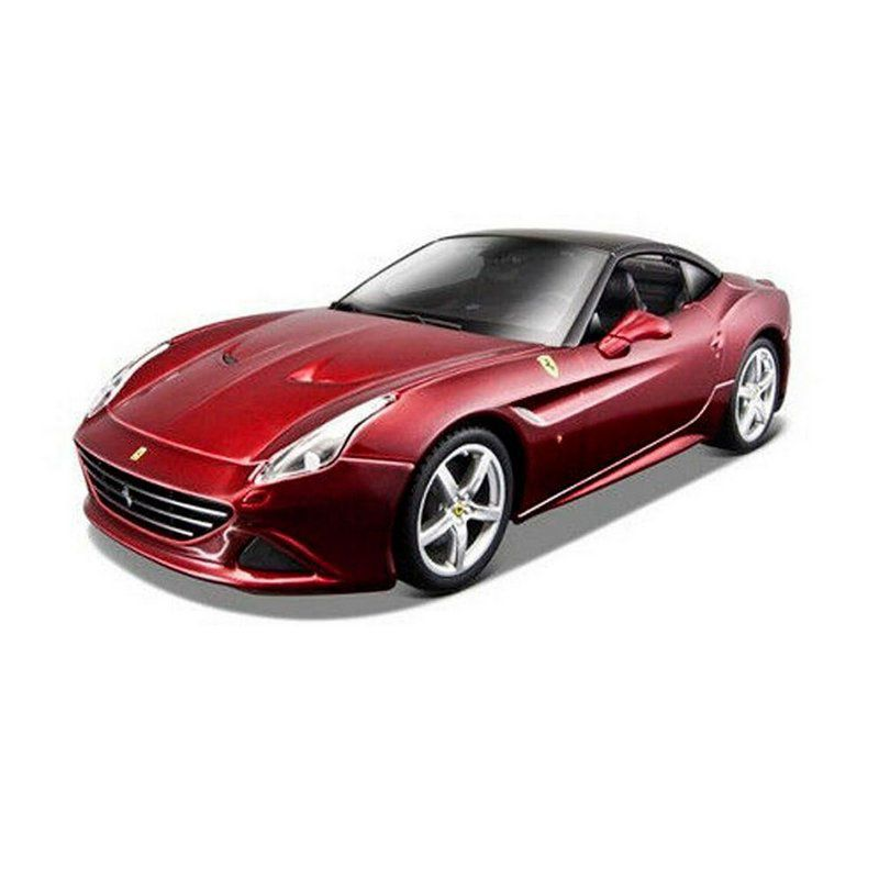 Miniatura Ferrari California T Closed Top 1/24 Bburago