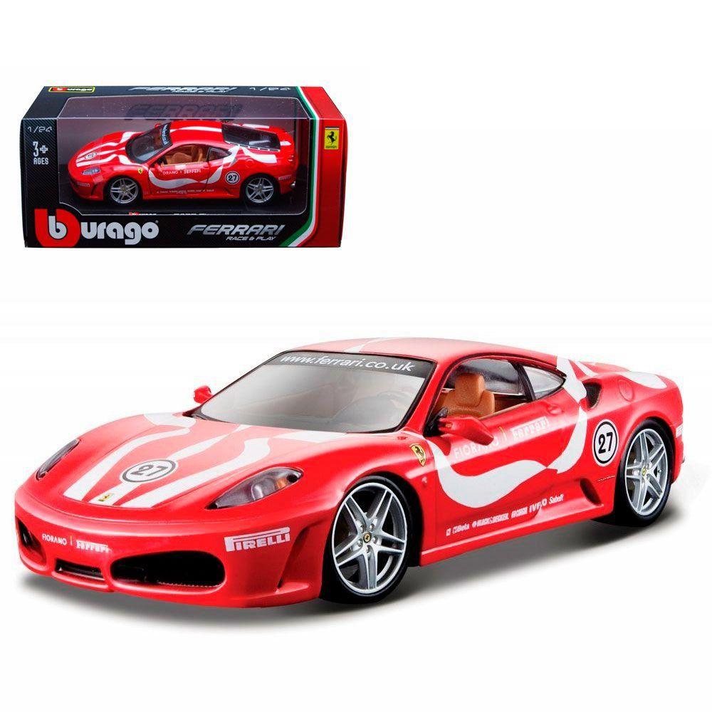 Miniatura Ferrari F430 Fiorano 1/24 Bburago