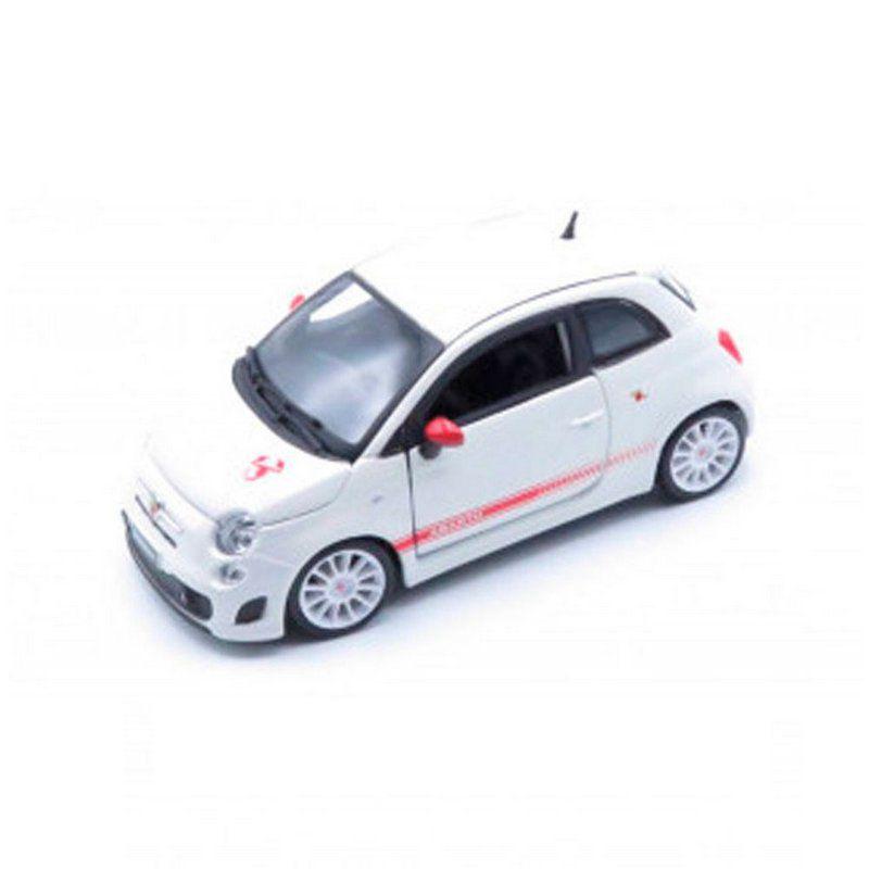 Miniatura Fiat Abarth 500 Essesse 1/24 Bburago