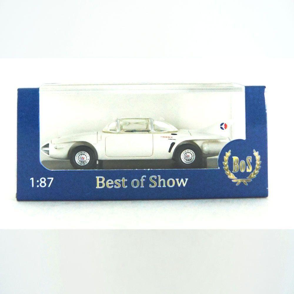 Miniatura GM FIREBIRD II 1/87 BOS BEST OF SHOW