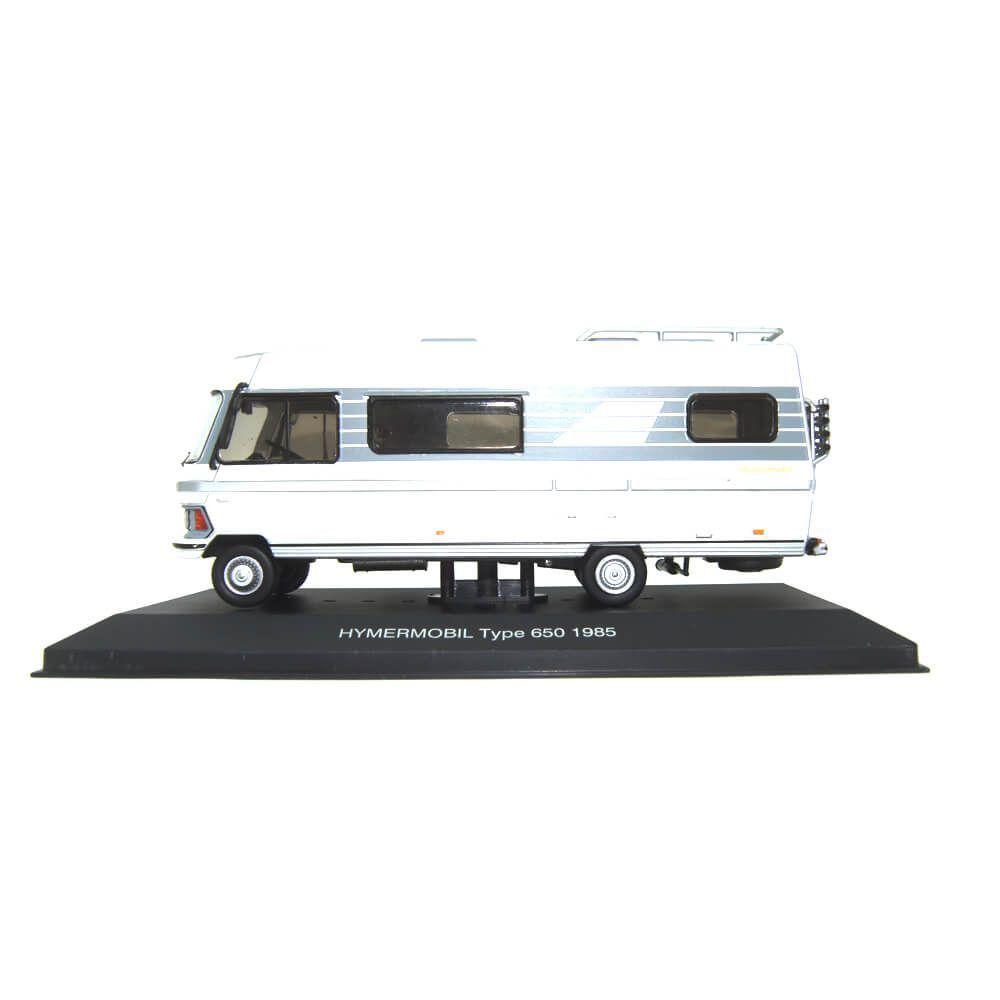 Miniatura Hymermobil Type 650 1985 1/43 Ixo