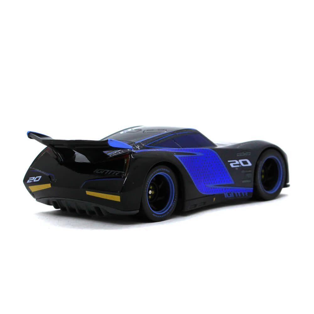 Miniatura Jackson Storm Disney Pixar Carros 3 1/43