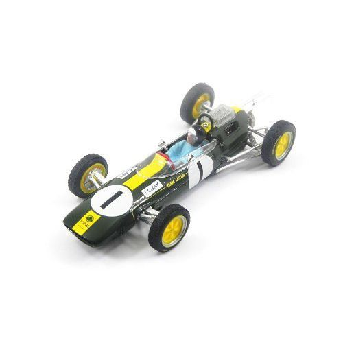 Miniatura Lotus 25 Winner British GP 1964 Jim Clark 1/43 Brumm