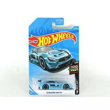 Mercedes AMG GT3 2016 1/64 Hot Wheels