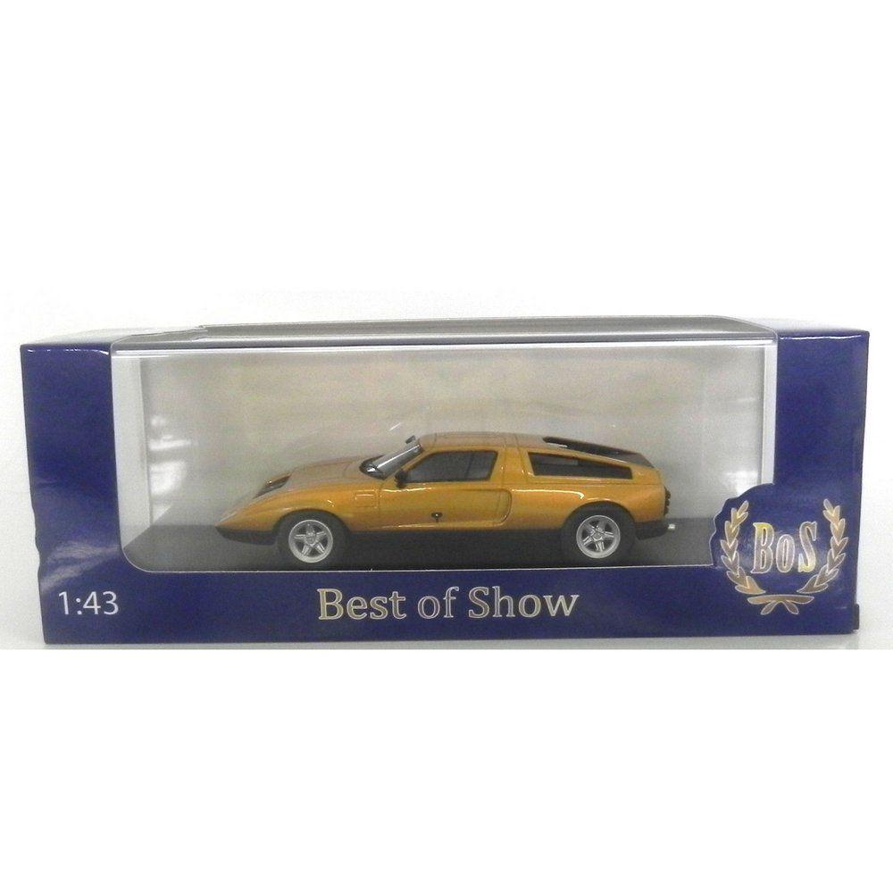 Miniatura Mercedes Benz C111-I 1969 1/43 Bos Best Of Show