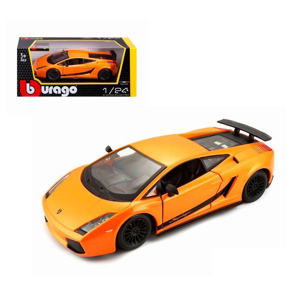 Miniatura 2007 Lamborghini Gallardo Superleggera 1/24 BBurago