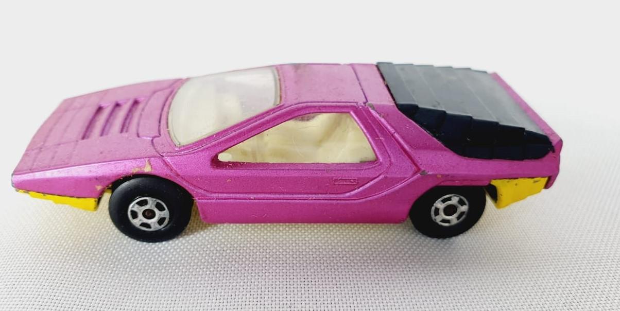 Miniatura Alfa Carabo N°75 1/64 Matchbox