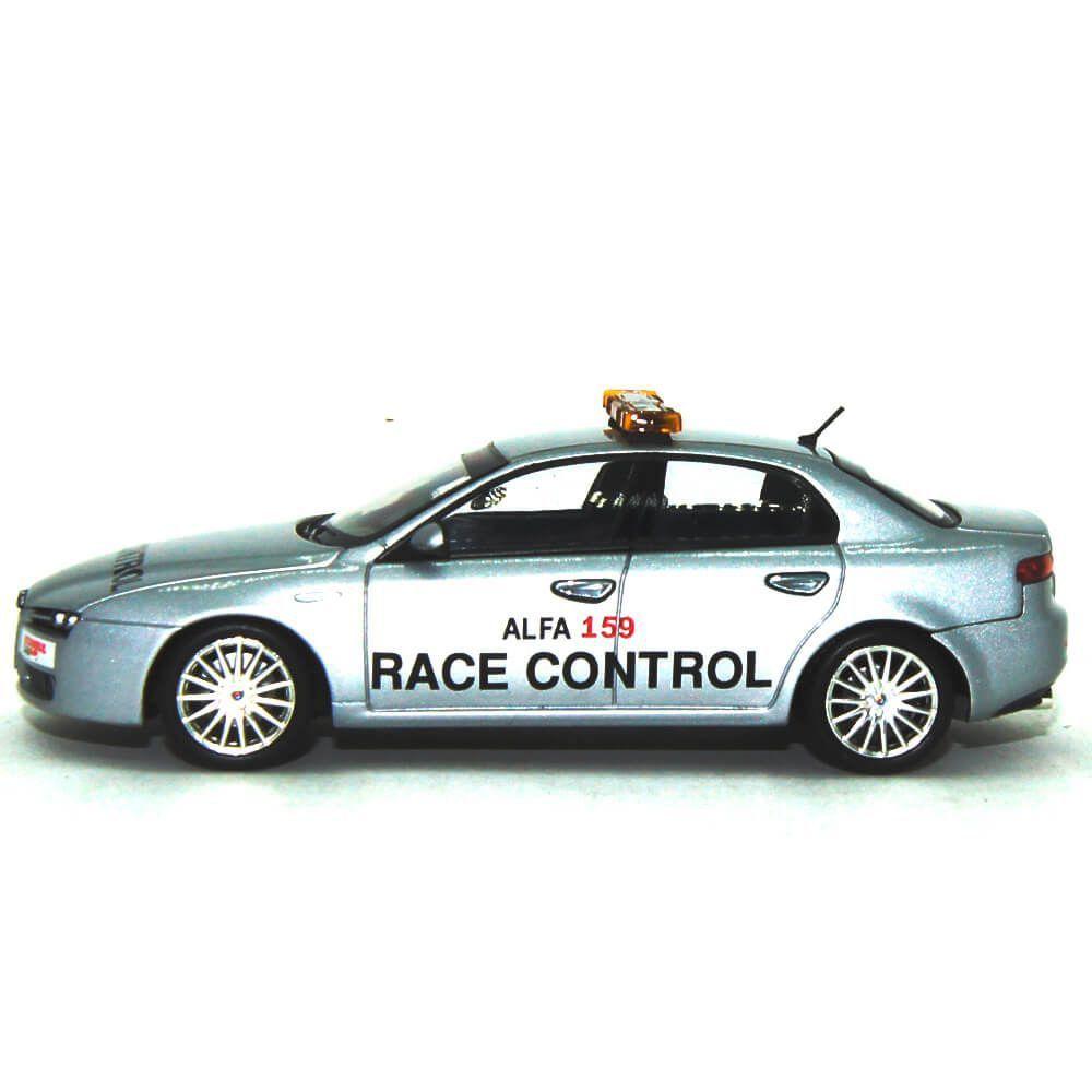 Miniatura Alfa Romeo 159 2006 Race Control 1/43 Minichamps