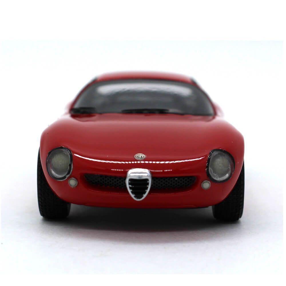 Miniatura Alfa Romeo Canguro Bertone 1964 1/43 Neo