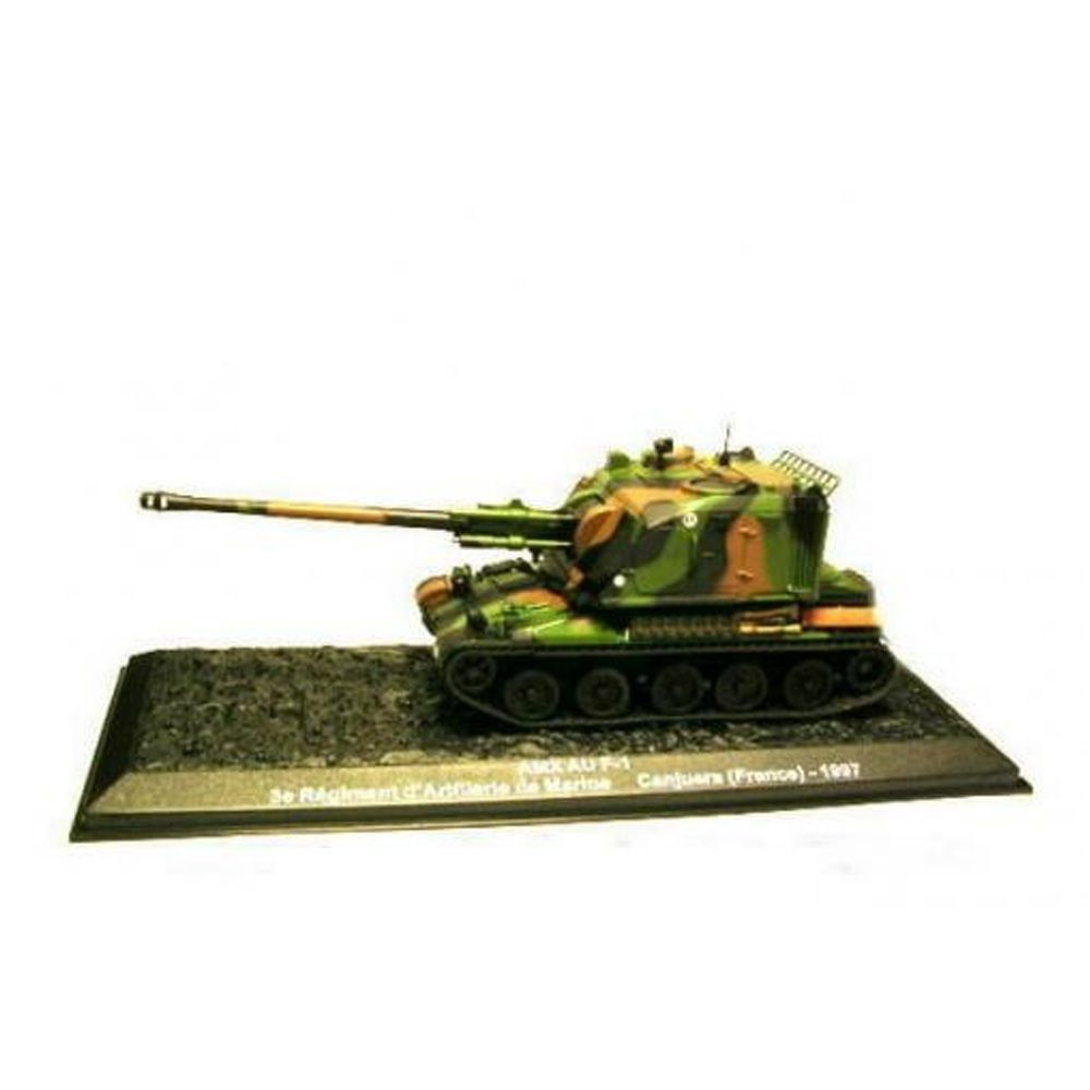 Miniatura AMX AU F1 Canjuers França 1997 1/43 IXO