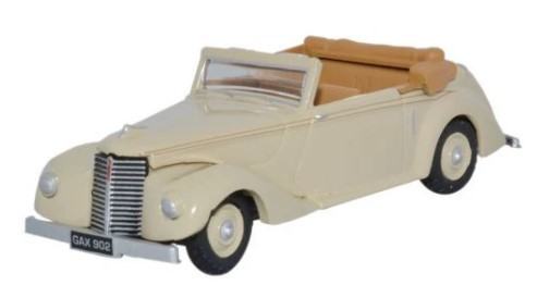 Miniatura Armstrong Siddeley Bege 1/76 Oxford