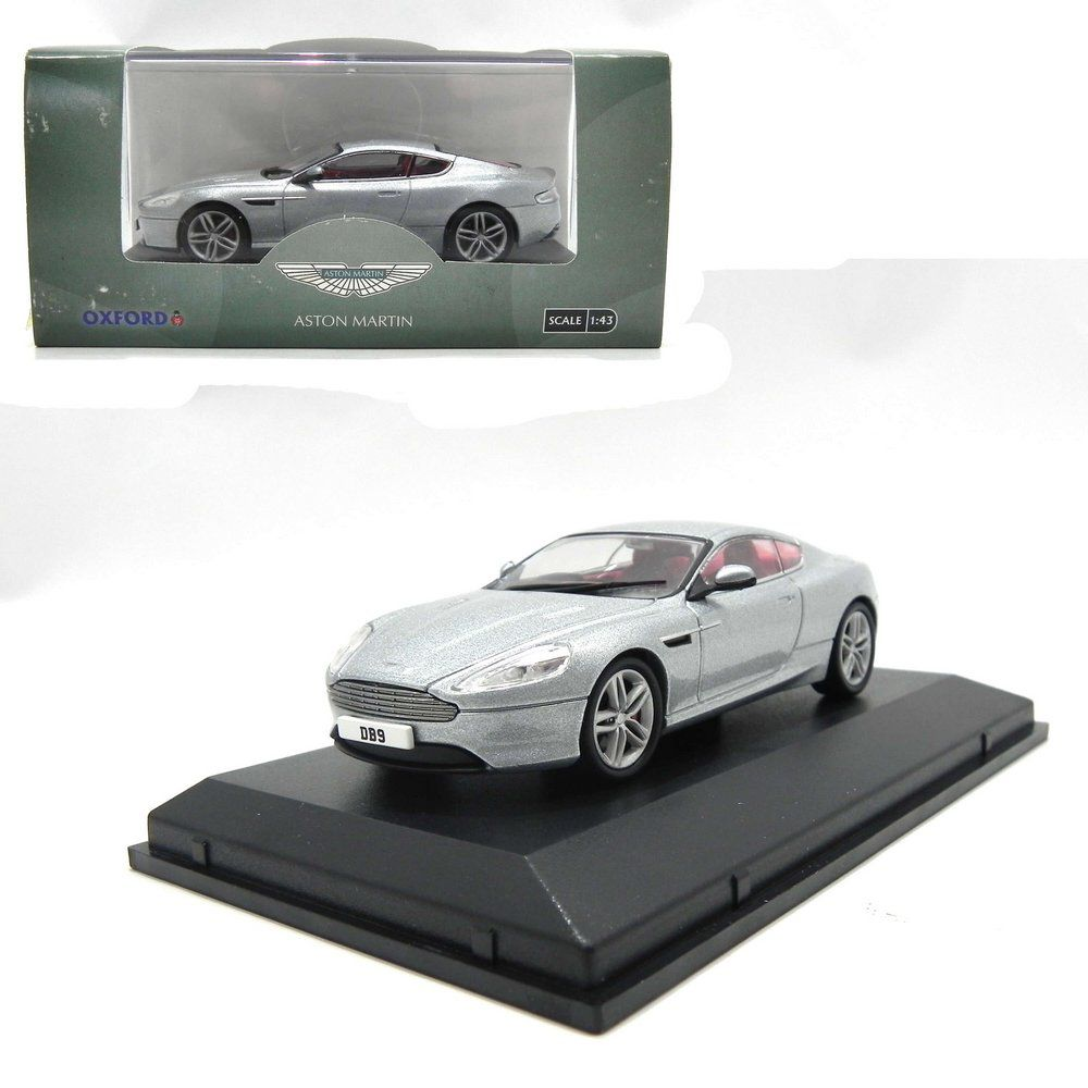 Miniatura Aston Martin Db9 Coupe 1/43 Oxford