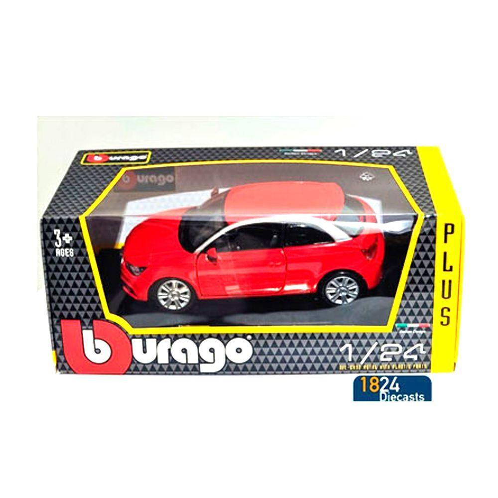 Miniatura Audi A1 1/24 BBurago