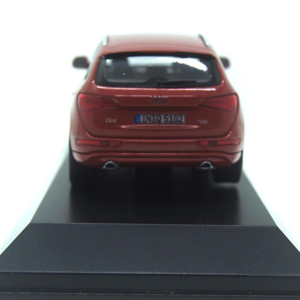 Miniatura Audi Q5 4 Portas My 2013 Vermelho 1/43 Schuco