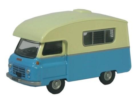 Miniatura Austin J2 Paralanian Blue 1/76 Oxford