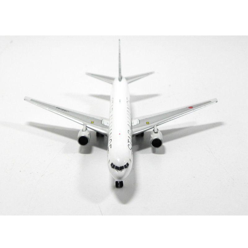 Miniatura Avião Boeing 767-300/Er Ana Star Alliance 1/400 Phoenix Models