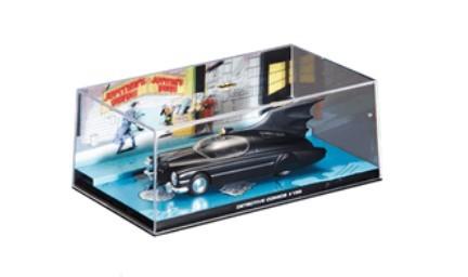 Miniatura Batman Detective Comics #156 Batmóveis Edição 6 1/43 Eaglemoss