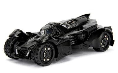 Miniatura Batmovel Arkhan Knight Batman 1/32 Jada Toys
