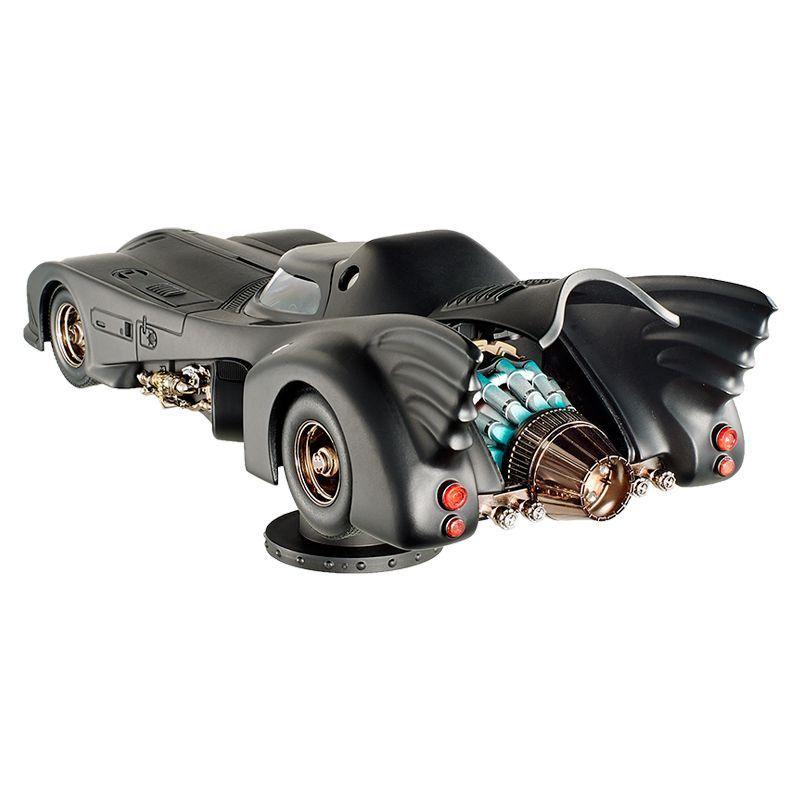 Miniatura Batmovel Do Filme Batman O Retorno 1992 1/18 Hot Wheels Elite