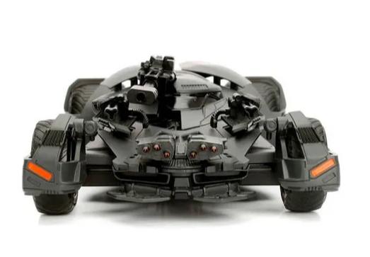 Miniatura Batmovel Justice League DC Batman 1/24 Jada Toys