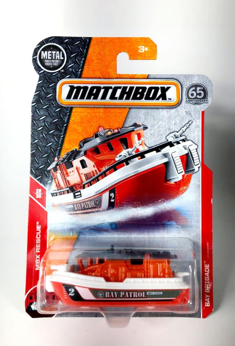 Miniatura Bay Brigade 1/64 Matchbox