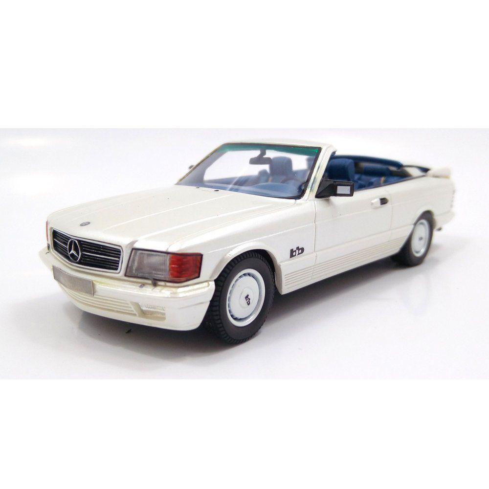 Miniatura BB Mercedes Benz 500 Magic Top 1985 1/43 Neo