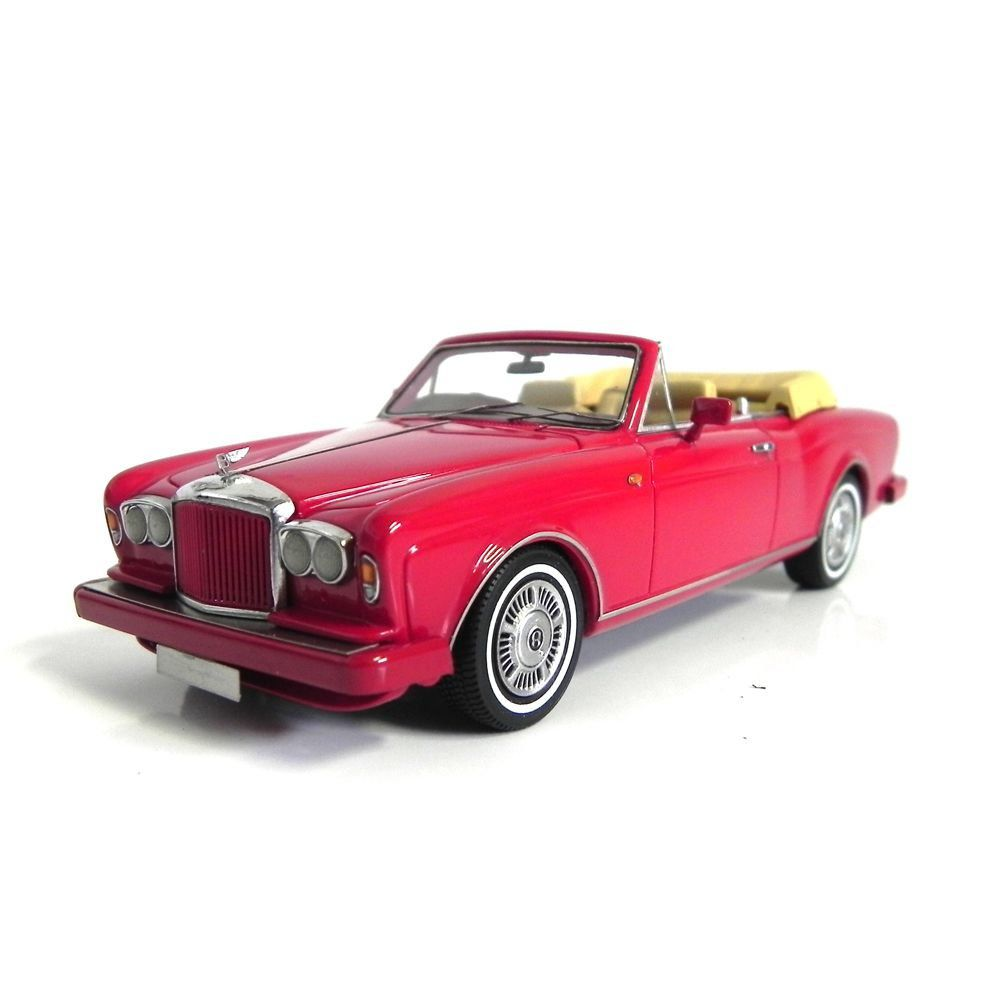 Miniatura Bentley Continental 1985 Dhc 1/43 Neo