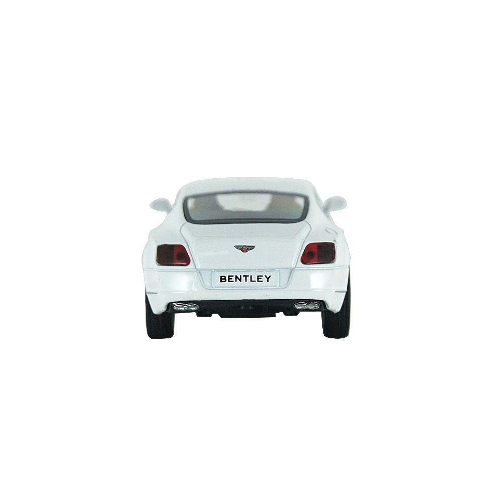 Miniatura Bentley Continental GT V8 Luz e Som 1/32 Hot Wheels