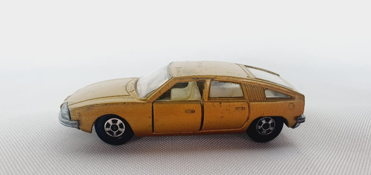 Miniatura BMC 1800 Pininfarina N°56 Superfast 1/64 Matchbox