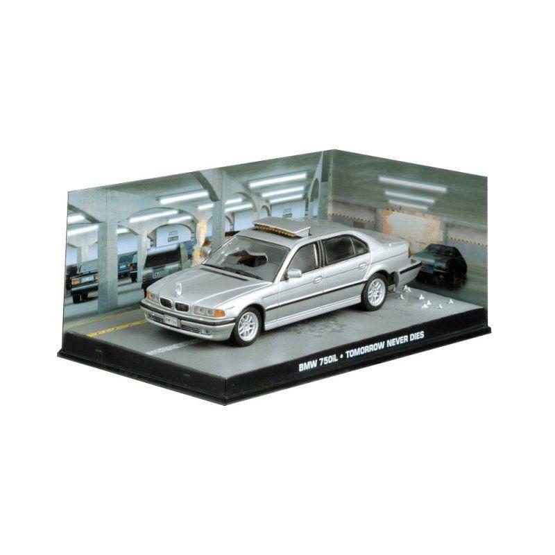 Miniatura BMW 750 – 007 James Bond Amanhã nunca morre 1/43 IXO