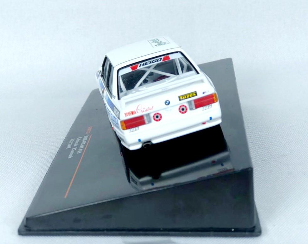 Miniatura BMW E33 M3 #59 1988 1/43 Ixo