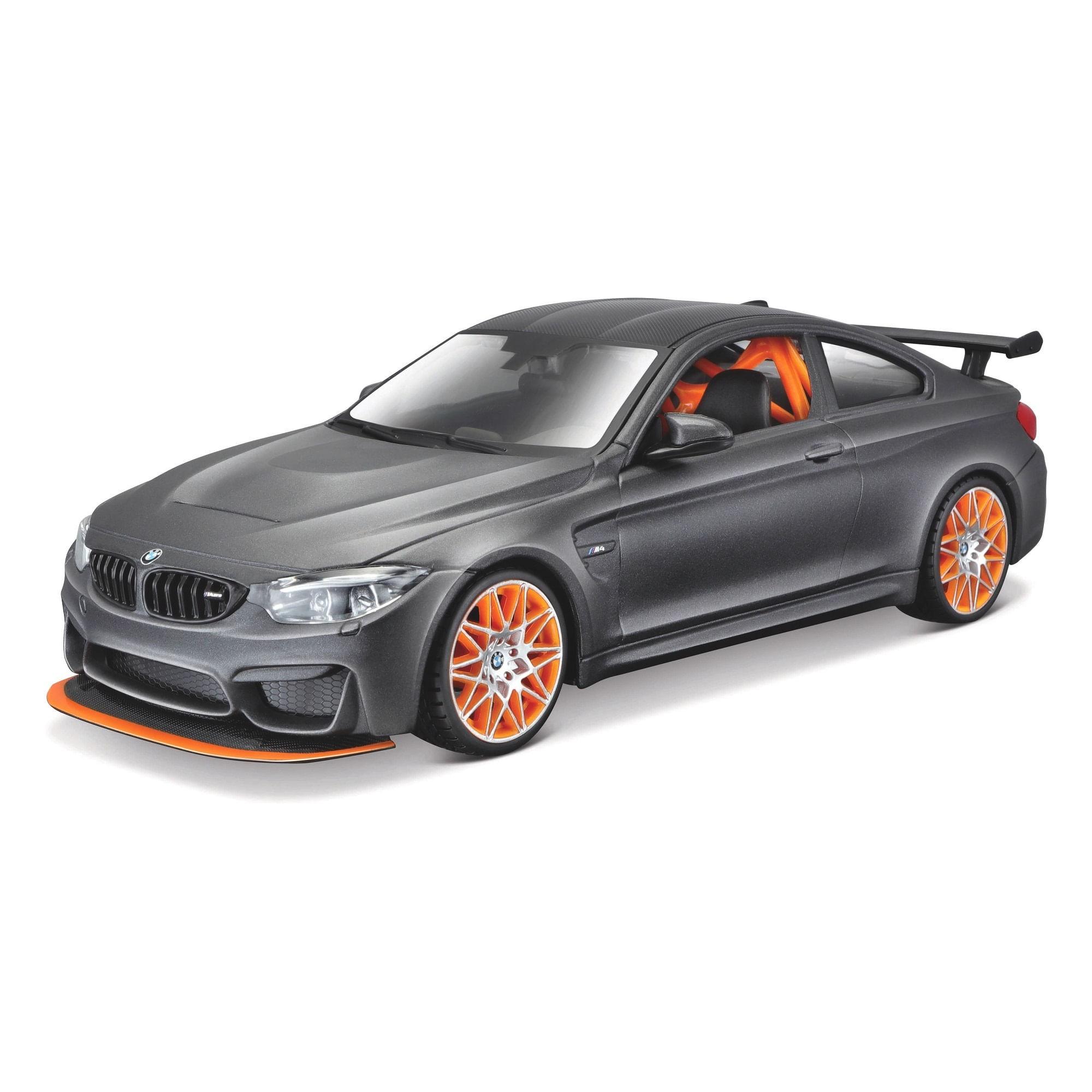 Miniatura BMW GTS Kit Em Metal 1/24 Maisto