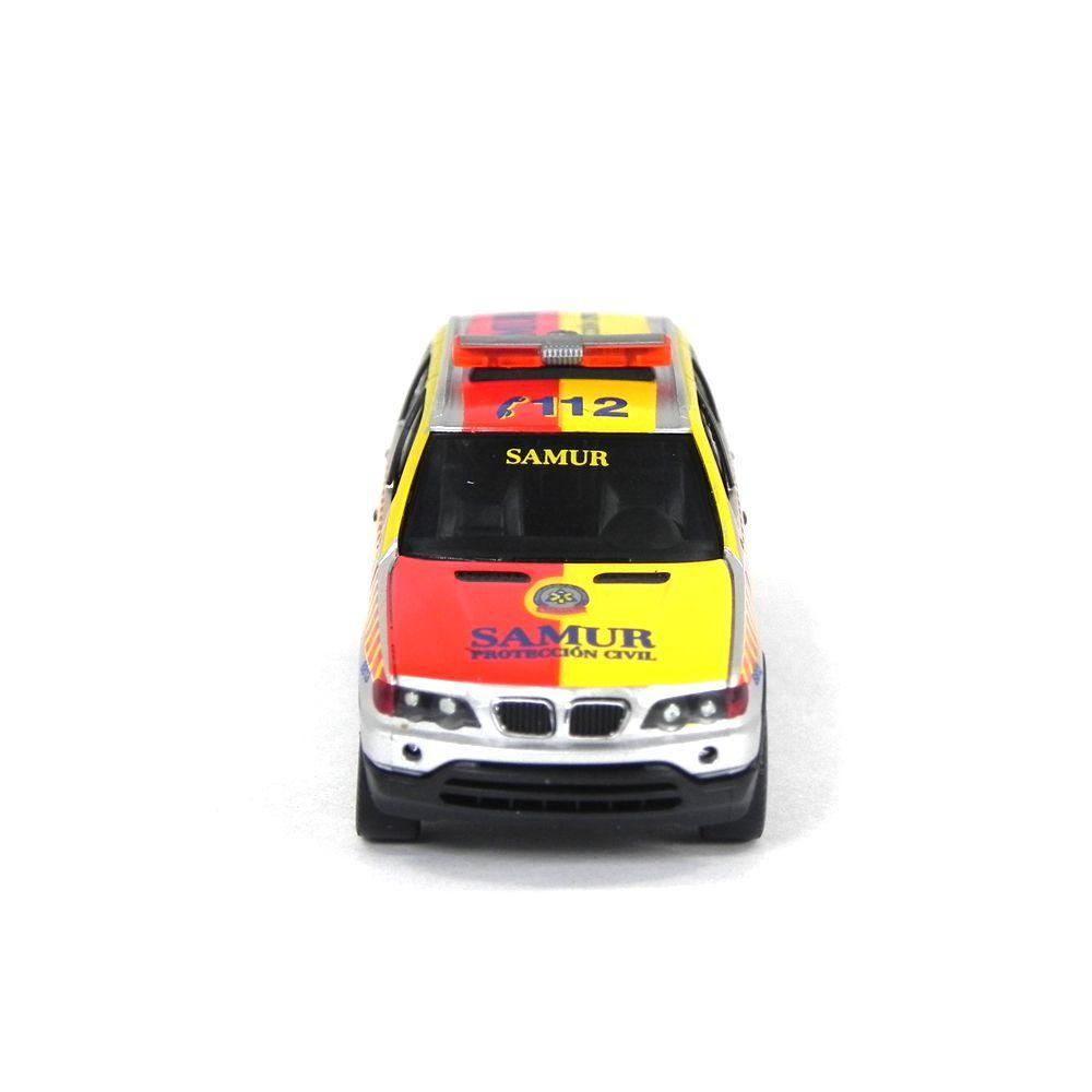 Miniatura BMW X5 Samur 1/87 Herpa