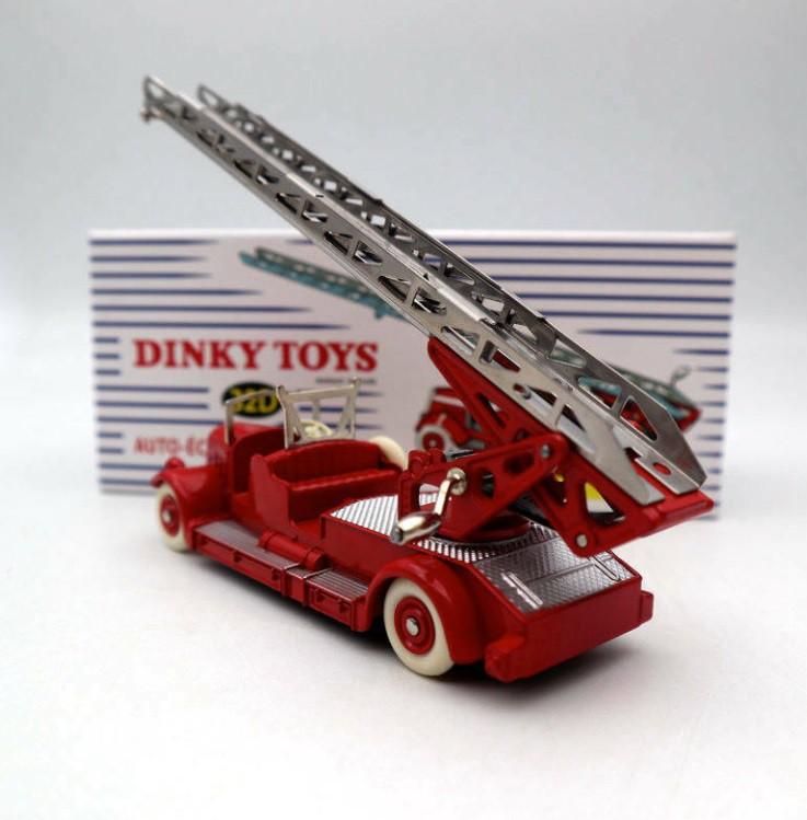 Miniatura Bombeiro Auto Echelle De Pompiers 1/43 Dinky Toys
