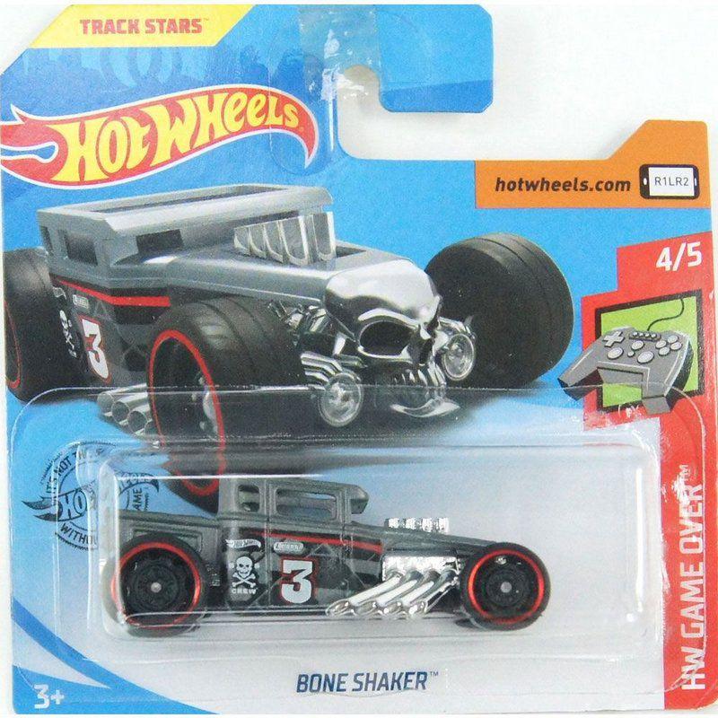 Miniatura Bone Shaker HW Game Over 1/64 Hot Wheels