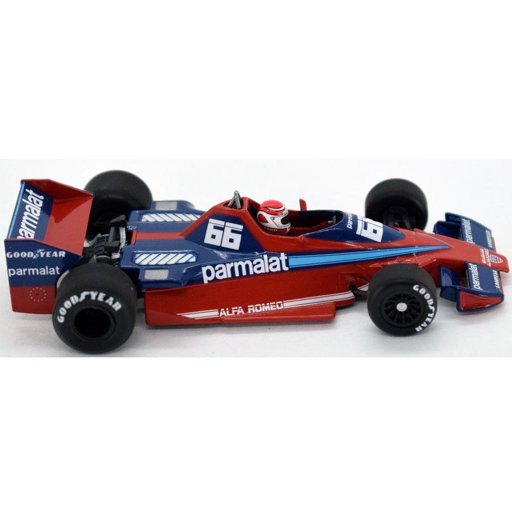 Miniatura Brabham Alfa Romeo BT46 Nelson Piquet Canadian GP 1978 1/43 Minichamps
