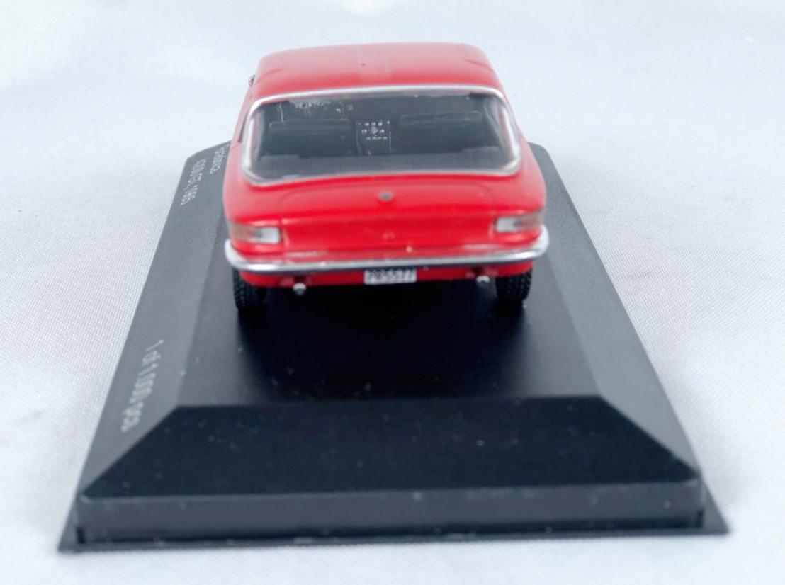 Miniatura Brasinca 4200 GT 1/43 Whitebox