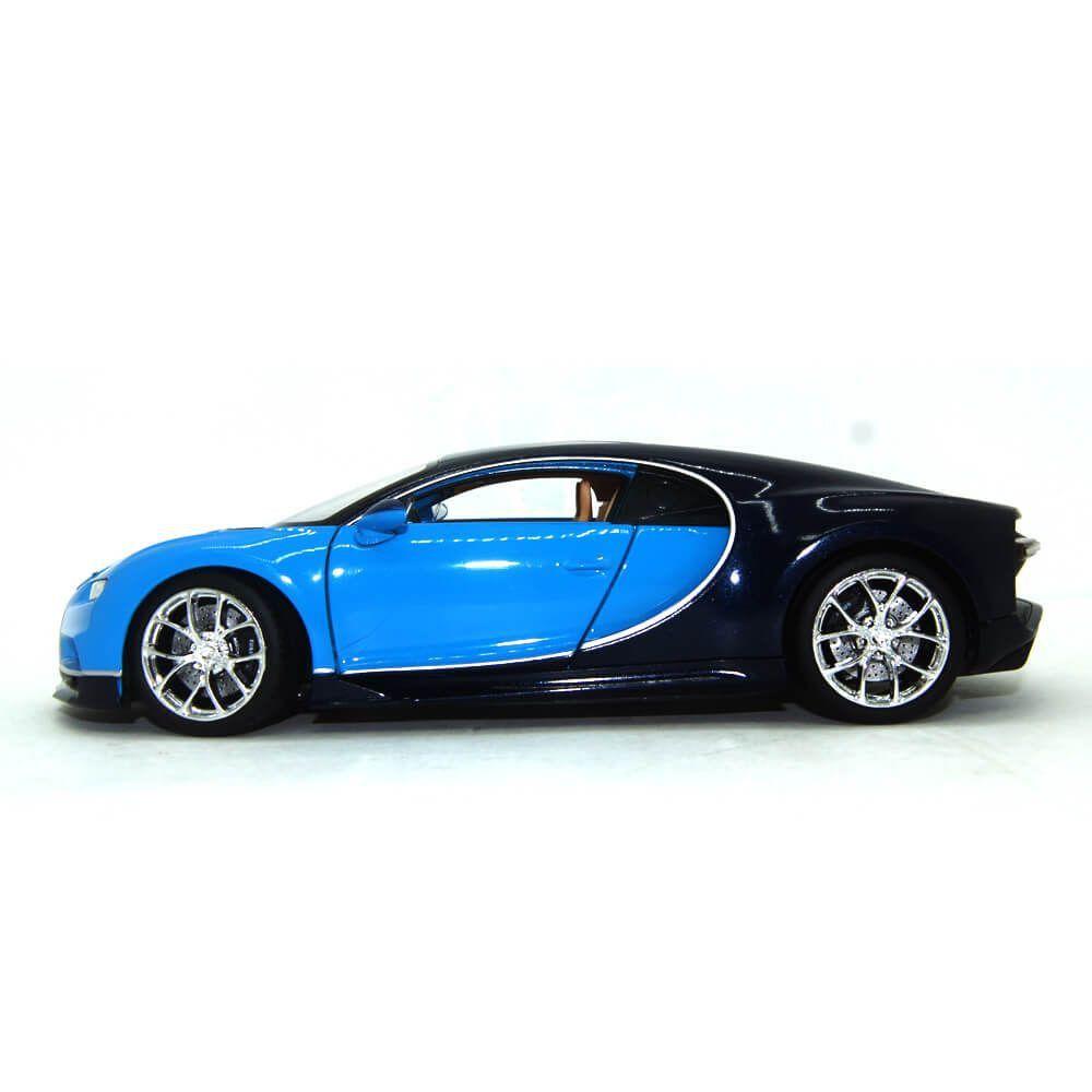 Miniatura Bugatti Chiron 1/24 Welly