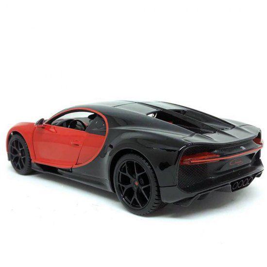 Miniatura Bugatti Chiron Sport 1/24 Maisto