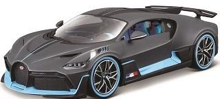 Miniatura Bugatti Divo 1/18 Bburago