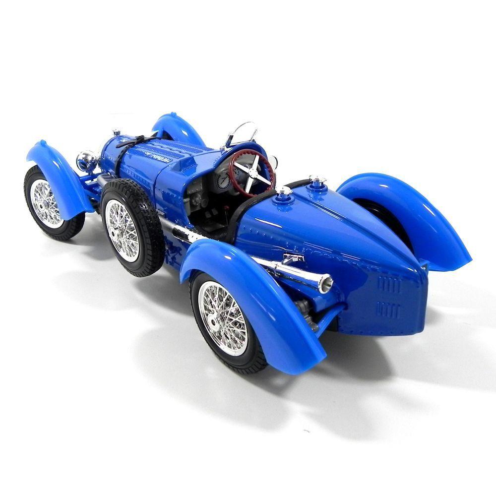 Miniatura Bugatti Type 59 1934 1/18 Bburago